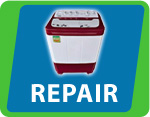 Washing Machine body repair service in delhi